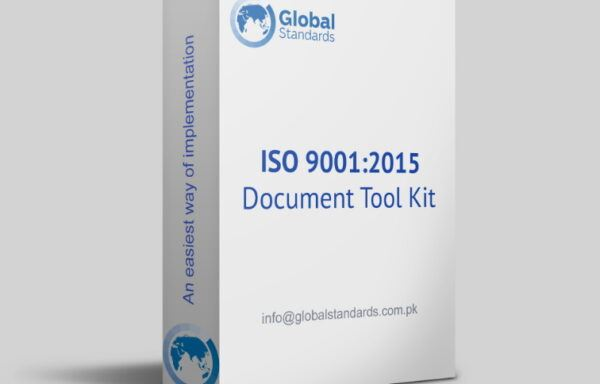 ISO 9001:2015 Document Pack