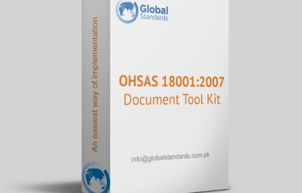 OHSAS 18001:2007 Document Pack