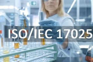 What are the benefits of ISO 17025 accreditation?