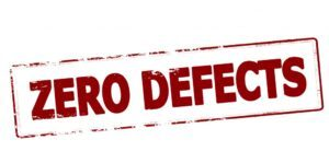 What is a Zero Defect?