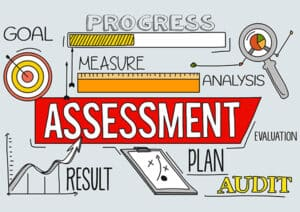 Who does the assessments and what are the conformity assessment procedures?