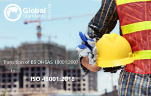iso 45001 transition